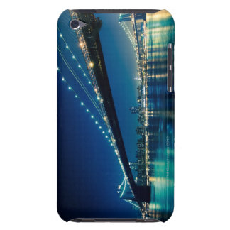 Brooklyn Bridge and Lower Manhattan at Night Case-Mate iPod Touch Case