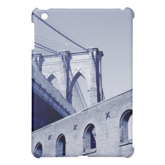 Brooklyn Bridge and Manhattan Skyline At Night, Ne iPad Mini Cases