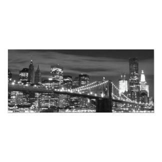 Brooklyn Bridge and Manhattan Skyline Invitations