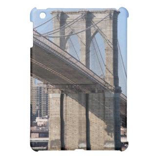 Brooklyn Bridge and Manhattan Skyline iPad Mini Cases