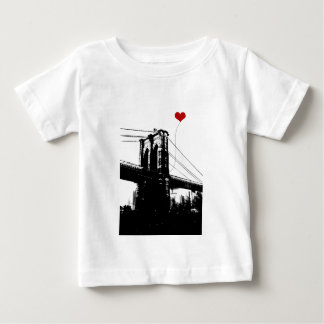 Brooklyn Bridge Baby T-Shirt
