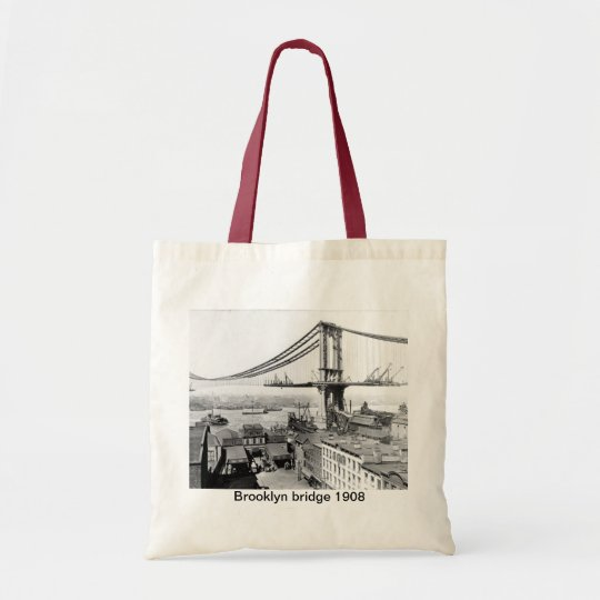 Brooklyn bridge Bag