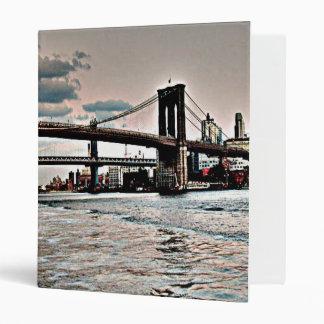 Brooklyn Bridge Binder