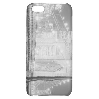 Brooklyn Bridge Black and White Case For iPhone 5C