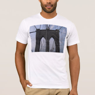 Brooklyn Bridge Cables T-Shirt