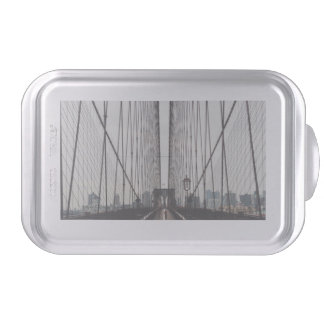 brooklyn bridge cake pan