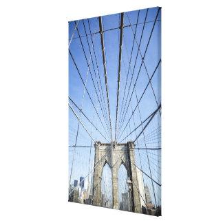 Brooklyn Bridge Canvas Prints