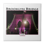 Brooklyn Bridge Ceramic Tiles