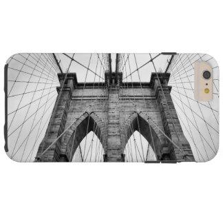 Brooklyn Bridge Close up Photo Tough iPhone 6 Plus Case