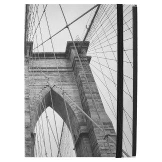 "Brooklyn Bridge Closeup Architectural Detail iPad Pro 12.9"" Case"
