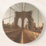 Brooklyn Bridge. Coasters