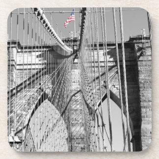 Brooklyn Bridge Coasters