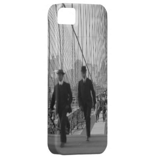 Brooklyn Bridge Crossing iPhone SE/5/5s Case