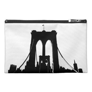 Brooklyn Bridge Dream Travel Accessory Bag
