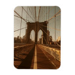 Brooklyn Bridge. Flexible Magnets