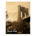 Brooklyn Bridge from Brooklyn Postcards