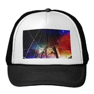 Brooklyn Bridge - Galaxies - NYC Mesh Hats