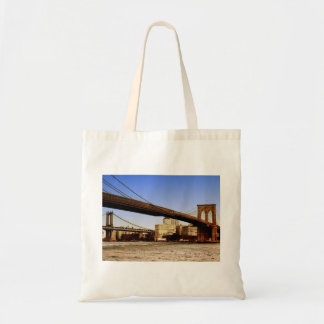 Brooklyn Bridge in New York City Canvas Bag