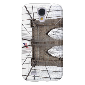 Brooklyn Bridge in New York City Samsung Galaxy S4 Cover