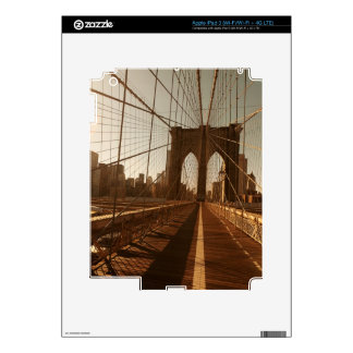 Brooklyn Bridge. iPad 3 Decals