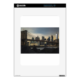 Brooklyn Bridge iPad Decal