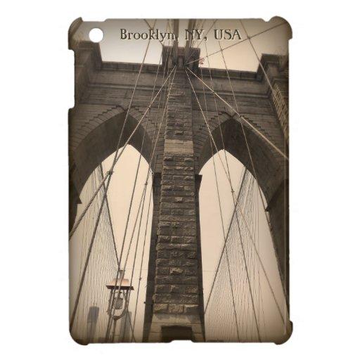 Brooklyn Bridge iPad Mini Covers