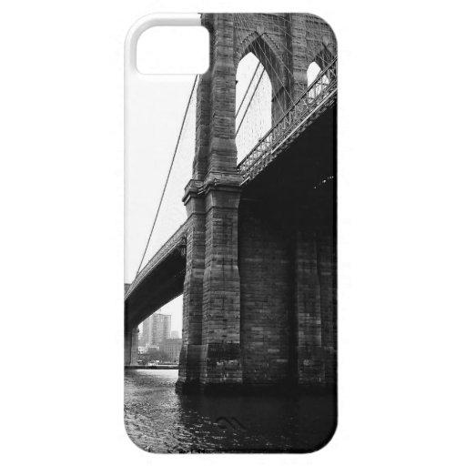 Brooklyn Bridge iPhone 5/5S Cases