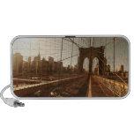 Brooklyn Bridge. iPod Speakers