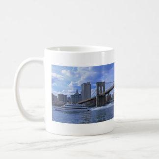 Brooklyn Bridge, Municipal Building Mug