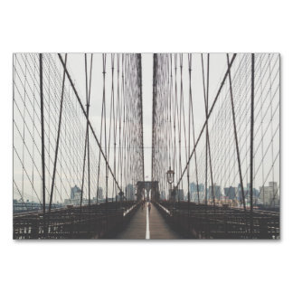 Brooklyn Bridge, New York Card