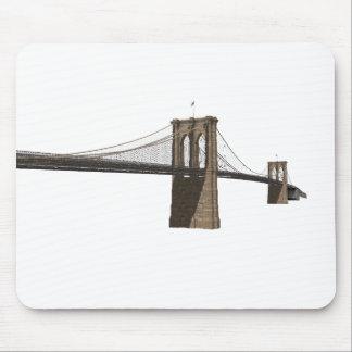 Brooklyn Bridge: New York City: 3D Model: Mouse Pad