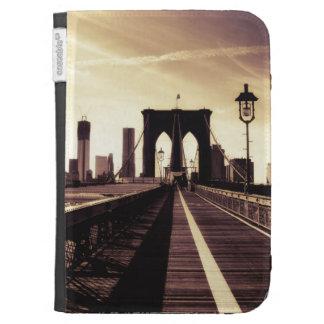 Brooklyn Bridge - New York City Case For The Kindle