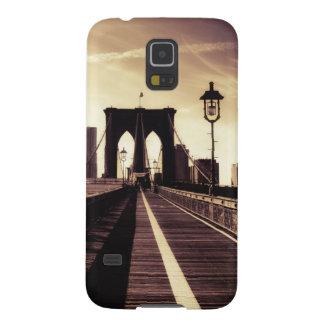 Brooklyn Bridge - New York City Case For Galaxy S5