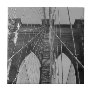 Brooklyn Bridge New York City Ceramic Tile