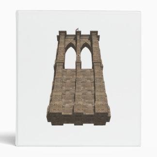 Brooklyn Bridge: New York City: Custom Binder