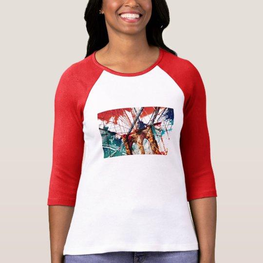 Brooklyn bridge - New York City T-Shirt
