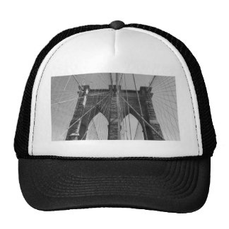Brooklyn Bridge New York City Trucker Hat