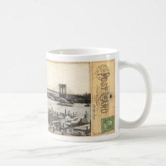 Brooklyn Bridge, New York Coffee Mug