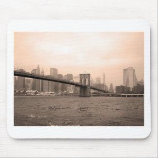 Brooklyn Bridge New York Mouse Pad