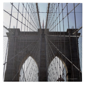 Brooklyn Bridge, New York, NY, USA 2 Ceramic Tile