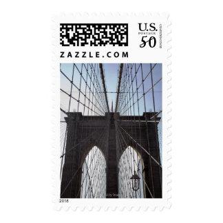 Brooklyn Bridge, New York, NY, USA 2 Postage