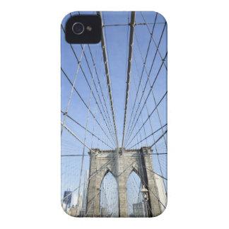 Brooklyn Bridge New York NY USA Case-Mate iPhone 4 Cases
