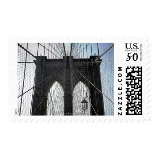 Brooklyn Bridge, New York, NY USA Postage