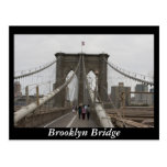 Brooklyn Bridge, New York Post Cards