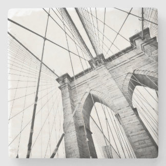 Brooklyn Bridge, New York Stone Coaster