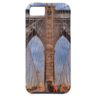 Brooklyn Bridge New York USA iPhone SE/5/5s Case