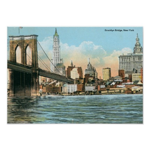 brooklyn posters brooklyn prints art prints poster designs. Black Bedroom Furniture Sets. Home Design Ideas