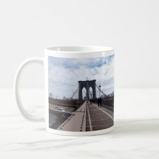 Brooklyn Bridge - NY New York nr 1 Coffee Mug
