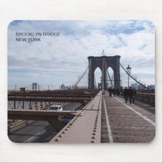Brooklyn Bridge - NY New York nr 1 Mouse Pad