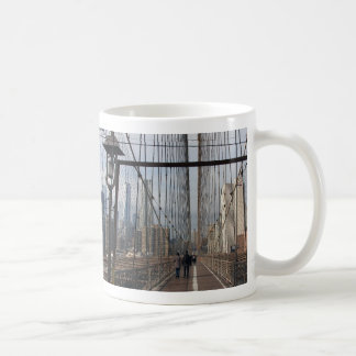 Brooklyn Bridge - NY New York nr 2 Coffee Mug